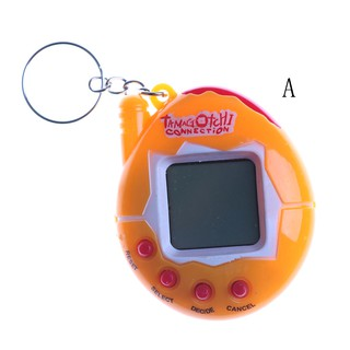 ☆VN Nostalgic Tamagotchi New 49 Pets in 1 Virtual Cyber Random Pet Toy Tiny Game