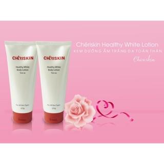 Body dưỡng trắng Chériskin 225ml