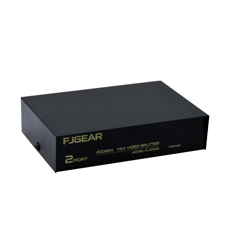 Bộ chia tín hiệu VGA 1 ra 2 FJGEAR FJ-2002 - VGA 1x2 FJ-2002 - Bộ chia VGA 1 ra 2 màn hình TV, máy c - 3519912 , 999292688 , 322_999292688 , 129000 , Bo-chia-tin-hieu-VGA-1-ra-2-FJGEAR-FJ-2002-VGA-1x2-FJ-2002-Bo-chia-VGA-1-ra-2-man-hinh-TV-may-c-322_999292688 , shopee.vn , Bộ chia tín hiệu VGA 1 ra 2 FJGEAR FJ-2002 - VGA 1x2 FJ-2002 - Bộ chia VGA 1 ra
