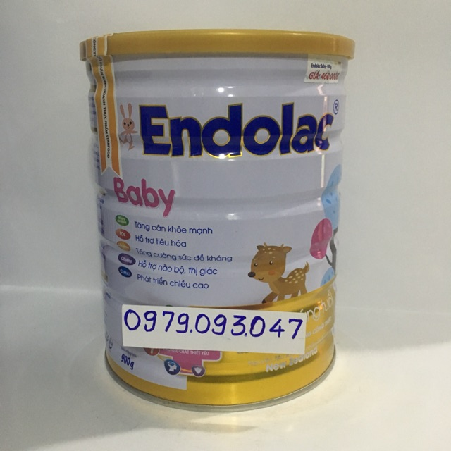 Sữa Endolac Baby ( 900g ) date:4/2021 - 14047984 , 2446517610 , 322_2446517610 , 460000 , Sua-Endolac-Baby-900g-date4-2021-322_2446517610 , shopee.vn , Sữa Endolac Baby ( 900g ) date:4/2021