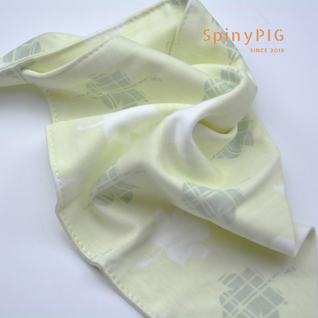 Set 5 chiếc yếm tam giác cho bé 100% cotton cực kỳ mềm mại 2 nấc cúc bấm dễ điều chỉnh nhiều màu sắc