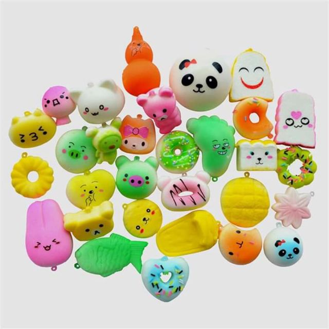 Squishy đồ chơi