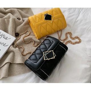 Túi đeo chéo trần trám khoá kính nghiêng thời trang LORIEN - Túi xách nữ đeo chéo chuẩn từng chi tiết