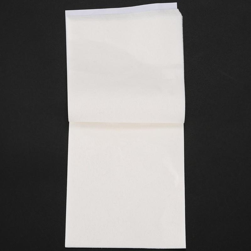1 Cuốn 50 Tờ Giấy Vệ Sinh Ống Kính Máy Ảnh 10cm X 7.5cm