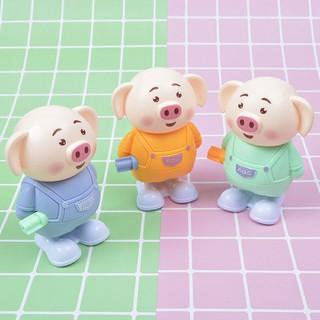 [Freeship Đơn 50k] _ Heo Pig Vặn Cót Biết Nhảy Vui Nhộn Cho Bé thumbnail
