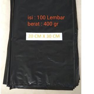 Set 100 Tờ Túi Nhựa 20×30 cm Đựng Hàng Hóa Tiện Dụng