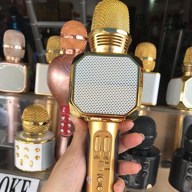 Mic karaoke điện thoại SD10