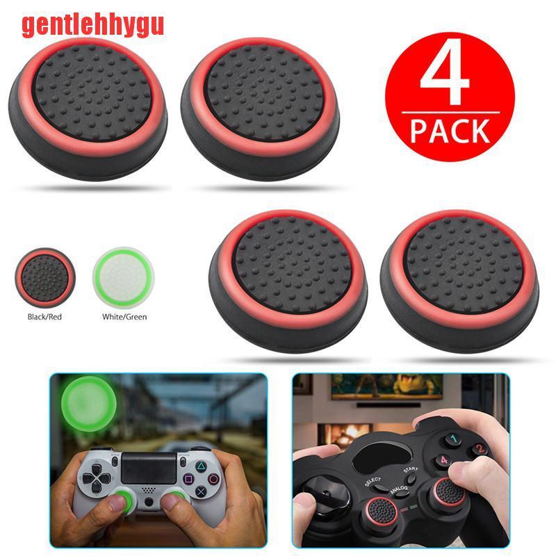 Set 4 Nắp Nút Bấm Thay Thế Cho Tay Cầm Chơi Game Ps3 Ps4 Xbox