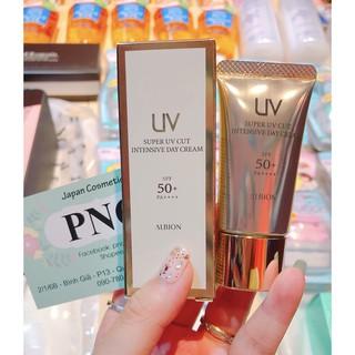 ALBION - Kem dưỡng chống UV mini 10g - SUPER UV CUT PROTECT DAY CREAM thumbnail