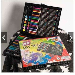 [XẢ HÀNG] combo 5 hộp màu vẽ 150 món cho bé cực tiện lợi
