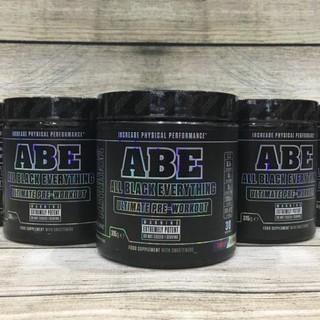 [Free ship + Quà] Tăng sức mạnh Applied Nutrition ABE Pre workout 30 lần dùng