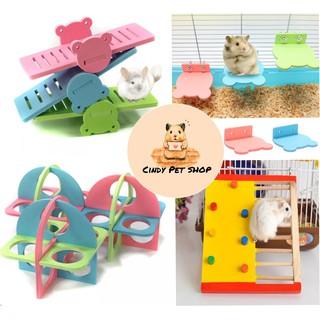 Tổng hợp đồ chơi gỗ lắp ráp cho Hamster mẫu độc đẹp lạ thumbnail