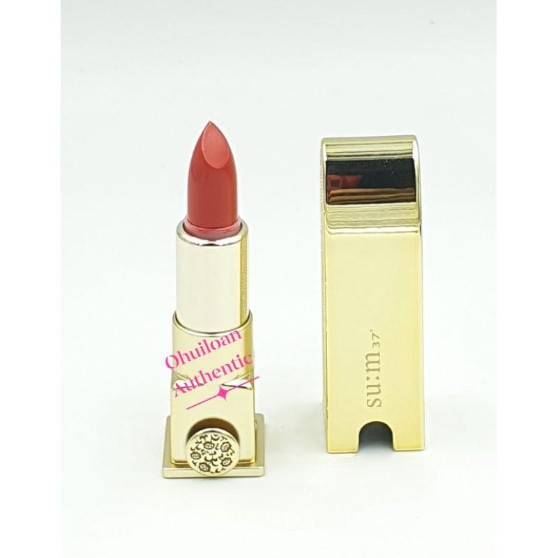son lì chiếc xuất vàng 24k losec summa lipstick nhiều dưỡng chống thâm môi l