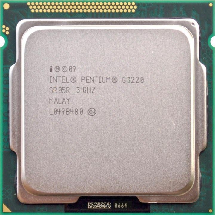 CPU G3220, G3240, G3250, G3260 bảo hành 12 tháng