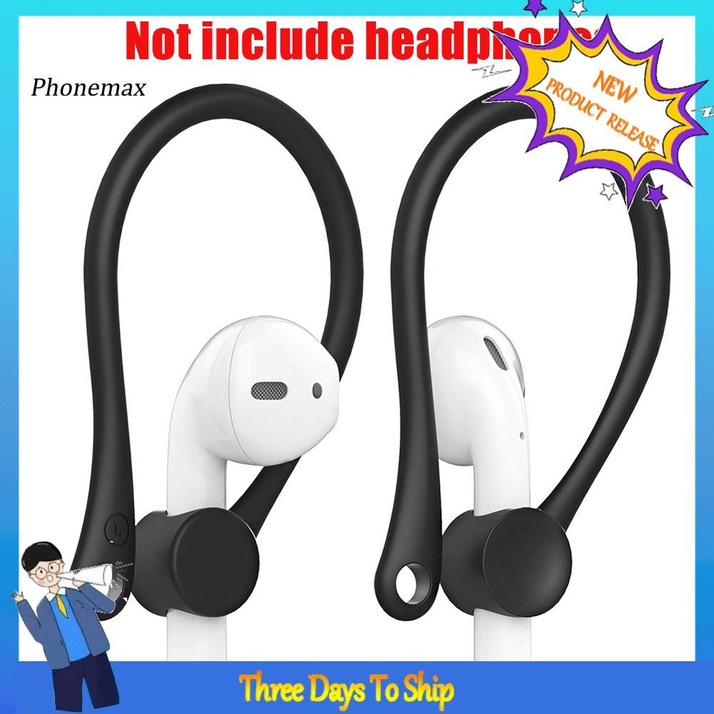 Set 2 Móc Tai Nghe Bluetooth Mini Chống Rơi Vỡ Cho Airpods 1 / 2