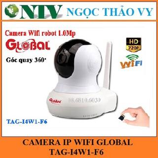 Camera IP Global TAG-I4W1-F6 Một Râu 1Mb Chính Hãng BH 2 Năm + 32G thumbnail