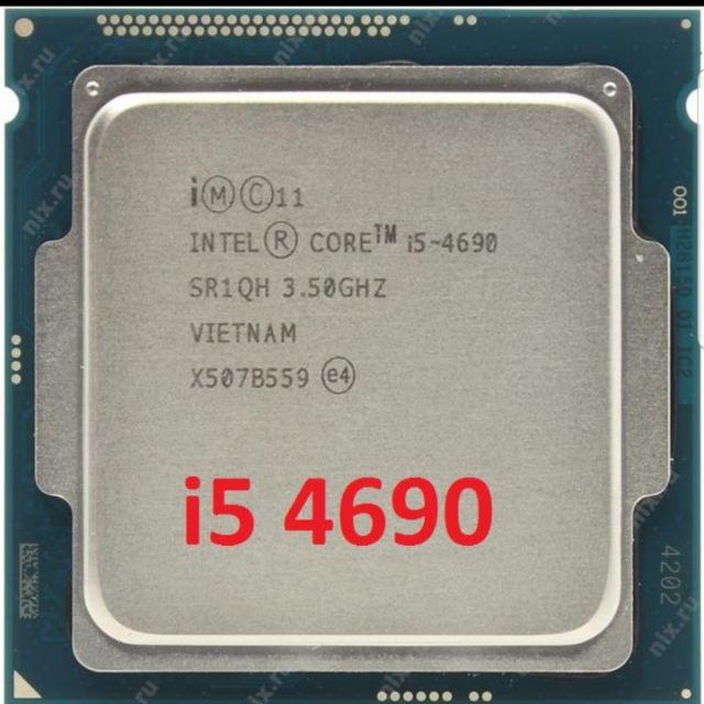 intel core i5 4690 Giá chỉ 1.750.000₫
