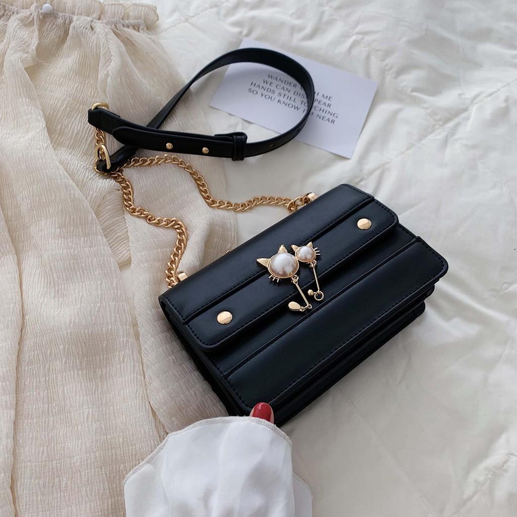 Túi Xách Nữ Thời Trang Siêu Đẹp Thiết Kế Thanh Lịch D9603