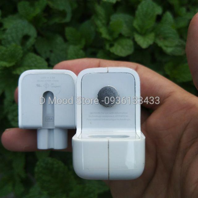 (Freeship) Củ sạc iPad 12w/10w bóc máy Nhật - Hàn mới và cũ 2nd cho iPad, iPhone5/6/7/8/X