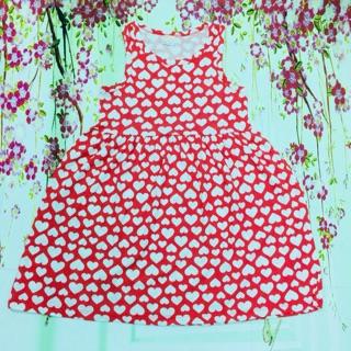 😘 Đầm thun cotton size 8-11y (từ 25-42kg)