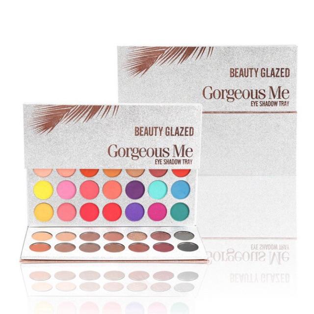 [Hàng mới về] Bảng phấn mắt 63 màu Beauty Glazed Gorgeous Me Eye