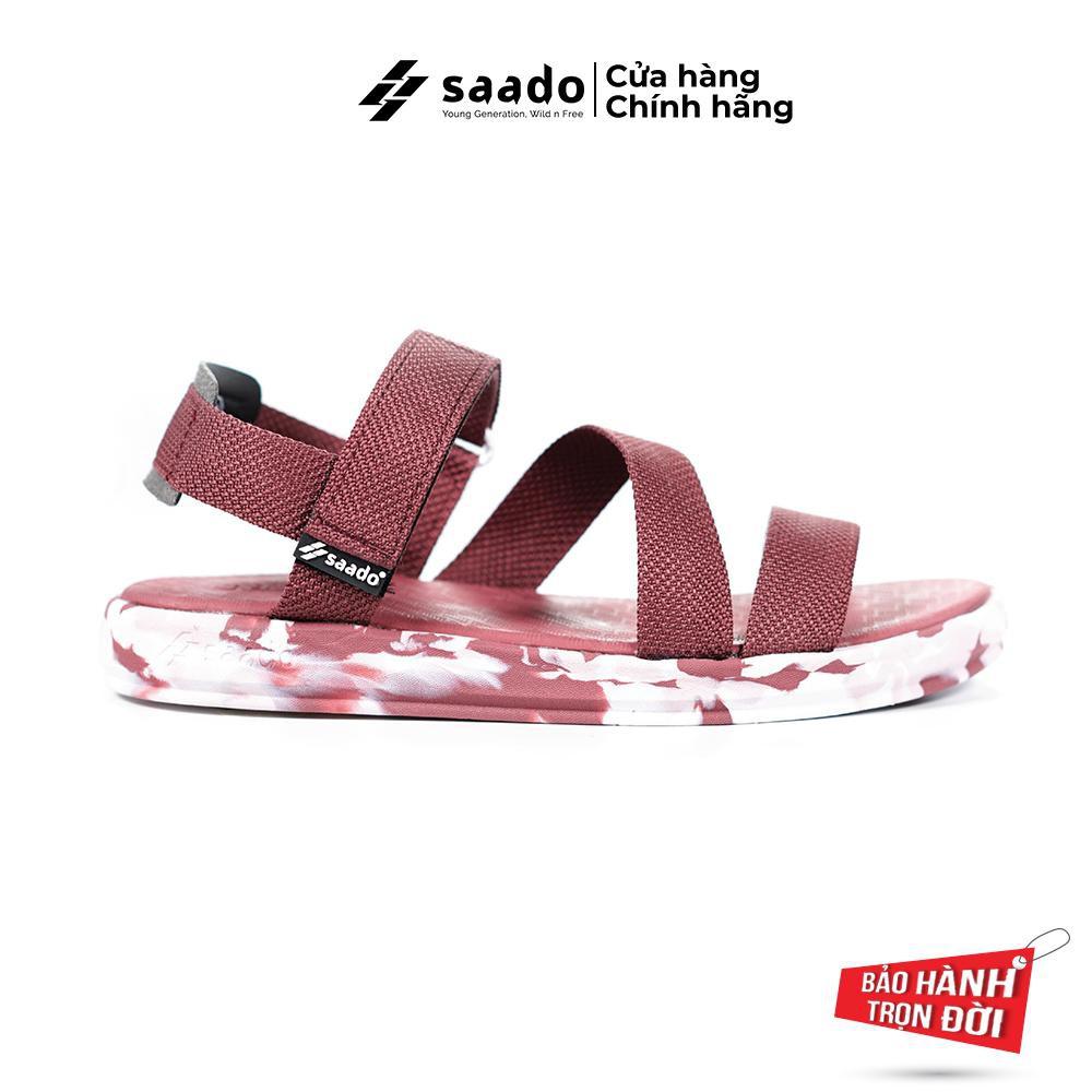 Giày sandal SAADO - Hầm rượu - CL06 - Sandal Nữ