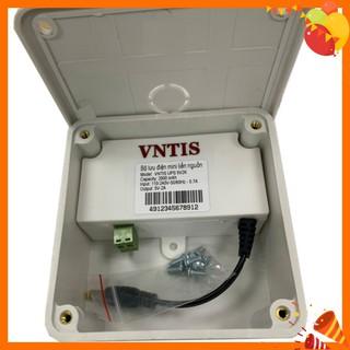 Bộ lưu điện liền nguồn cho camera wifi 5V2A,Lưu trữ 2h|bộ lưu điện kèm pin