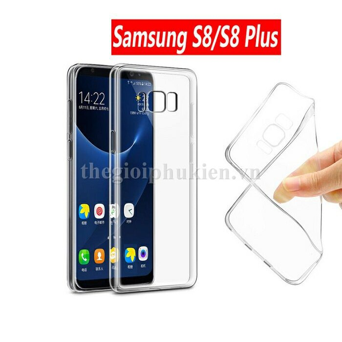 Ốp lưng silicon dẻo trong suốt SamSung Galaxy S8 - Galaxy S8 Plus hiệu 2D Leather - 2711243 , 1351643251 , 322_1351643251 , 9000 , Op-lung-silicon-deo-trong-suot-SamSung-Galaxy-S8-Galaxy-S8-Plus-hieu-2D-Leather-322_1351643251 , shopee.vn , Ốp lưng silicon dẻo trong suốt SamSung Galaxy S8 - Galaxy S8 Plus hiệu 2D Leather