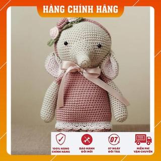 [Chinh Hang] [Xả Hàng] Voi Rose – Sản phẩm handmade – Đồ chơi trẻ em – Trang trí trong phòng