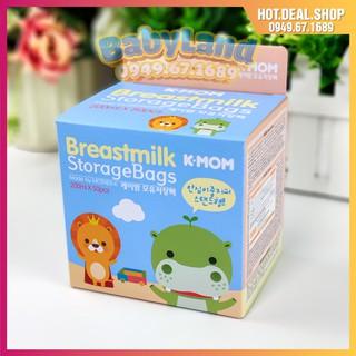 Túi trữ sữa K-mom Hàn Quốc - Túi đựng sữa mẹ Kmom Hàn Quốc cao cấp thumbnail
