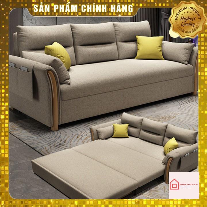Ghế Sofa Giường đa năng thông minh giá rẻ 1m8x1m9 bọt biển + tặng 2 gối 700k  M026-8