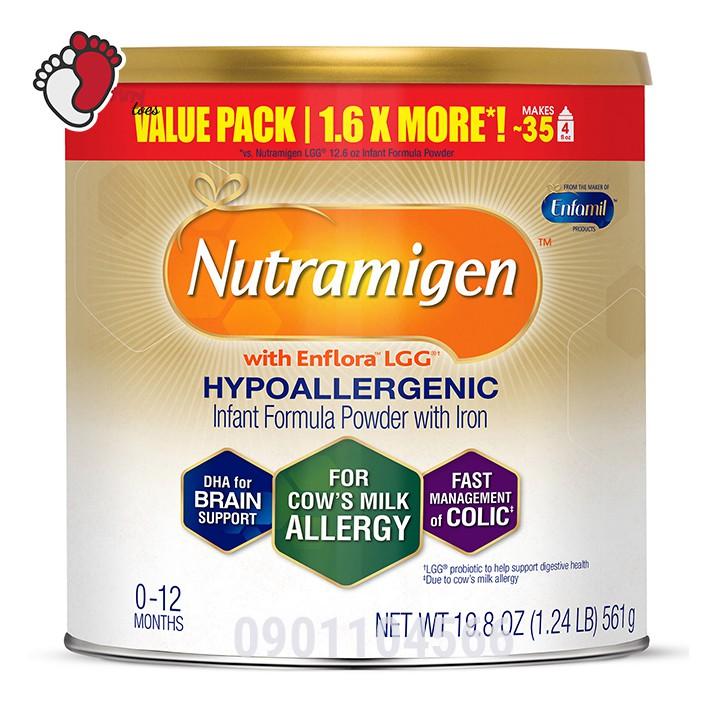 Sữa Enfamil Nutramigen cho bé dị ứng đạm bò - 357g / 561g