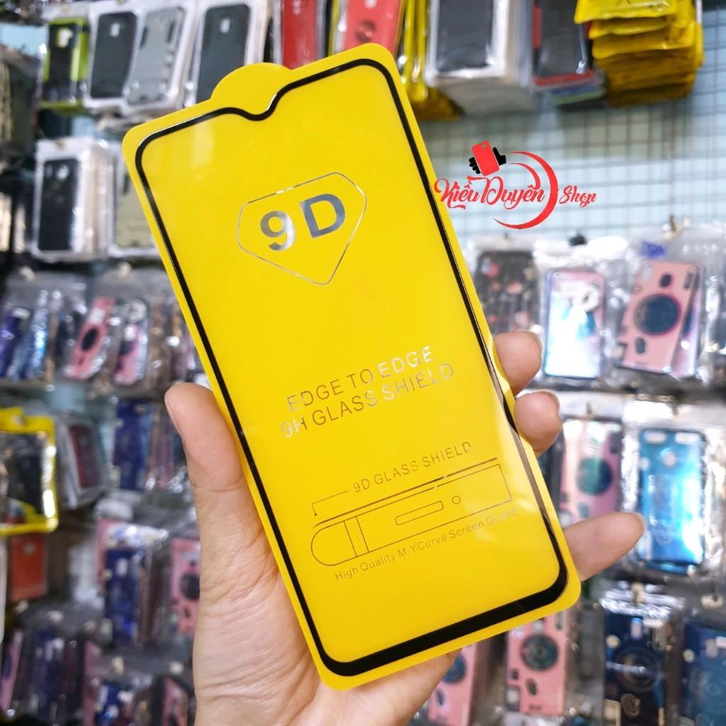 [Freeship toàn quốc từ 50k] Dán cường lực 9D Samsung Galaxy M20 full keo toàn màn hình