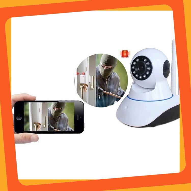 [Giá Sập Sàn] Camera giám sát và báo động W3A thông minh