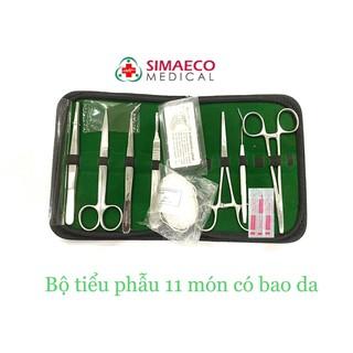Bộ tiểu phẫu 11 món Simaeco thumbnail