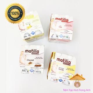 Sữa Matilia đủ vị lốc 4h thumbnail