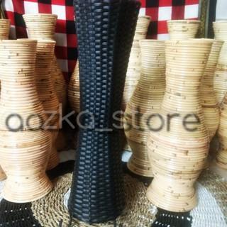 Hàng có sẵn Dù hoa VAS / kích thước 60cm bằng sợi tổng hợp