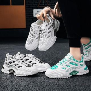 Giày thể thao nam thoáng khí đế êm chân - Giày nam có 3 màu đẹp