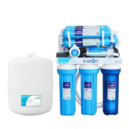 Máy lọc nước Karofi sRO 8 cấp KT-KS80, Không tủ