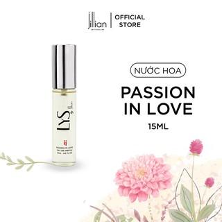 Nước hoa nữ LYS by Jillian Passion in Love (EDP) 15ml thumbnail