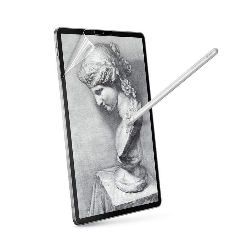 Dán màn hình iPad Paper-like chống vân tay (Bao bì màu hồng)