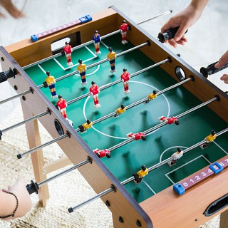 Bàn bi lắc bóng đá 6 tay cầm loại to chân cao 69x37x65cm Table Top Football TTF-69CC thumbnail