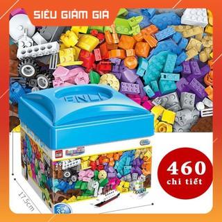 Bộ xếp hình Lego Enli 2901