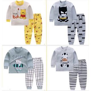 SuSi – Đồ ngủ cotton dành cho trẻ em, pyjamas cho bé trai