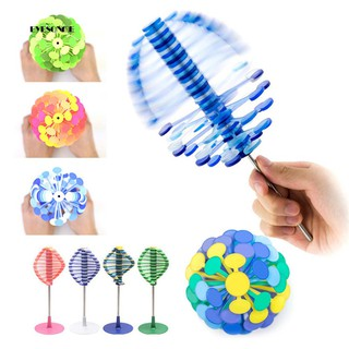 ♕Creative Lollipop Design Rotating Stress Relief Toy Home Office Decoration Gift