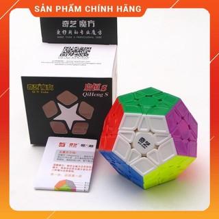 Đồ chơi Rubik Megaminx – QiYi QiHeng S Megaminx ( sculpture ) stickerless