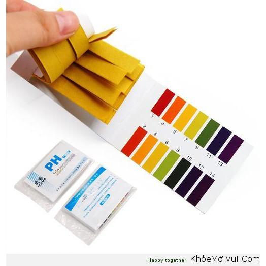Giấy quỳ tím đo độ pH 1-14 - 3580407 , 1144951952 , 322_1144951952 , 12000 , Giay-quy-tim-do-do-pH-1-14-322_1144951952 , shopee.vn , Giấy quỳ tím đo độ pH 1-14