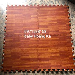 Thảm mẫu vân gỗ siêu nét