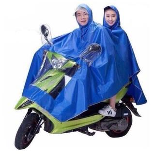Áo mưa phản quang 1 đầu, 2 đầu không thấm nước cực tốt, thuận tiện cho người đi xe máy