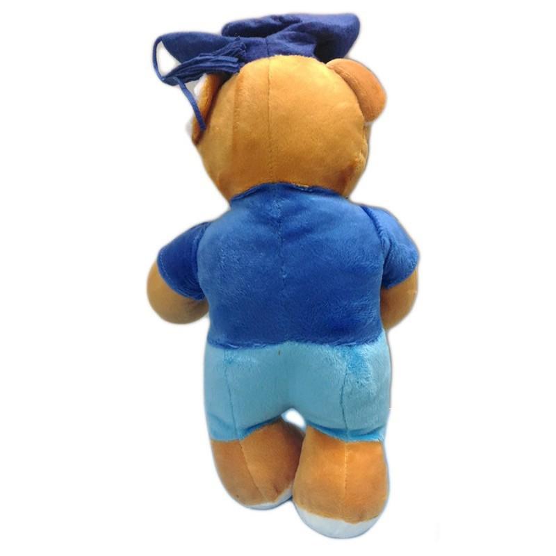 [siêu rẻ] Gấu bông cử nhân Similac 30 x 17 cm